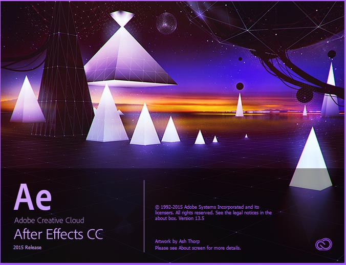 Adobe After Effects CC 2015 (13.6)