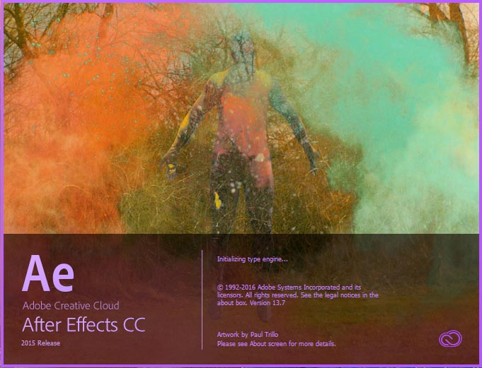 Adobe After Effects CC 2015.2