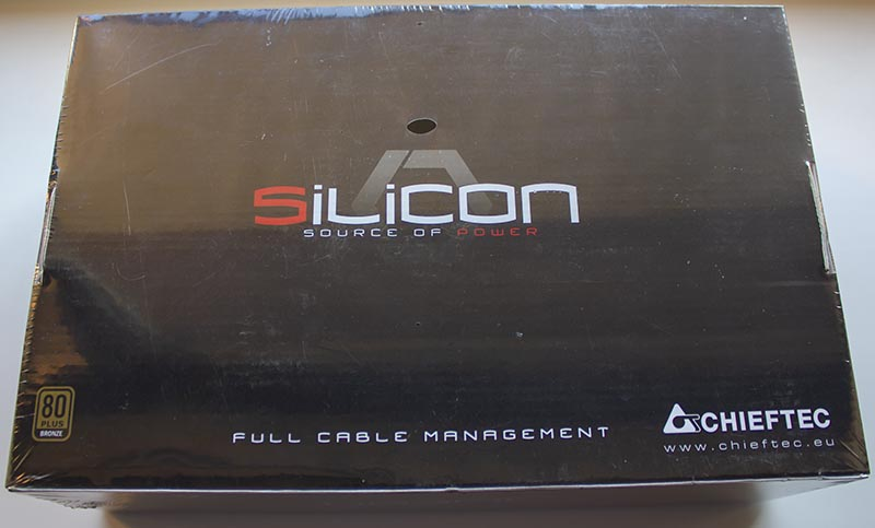 Chieftec Silicon SLC-650C