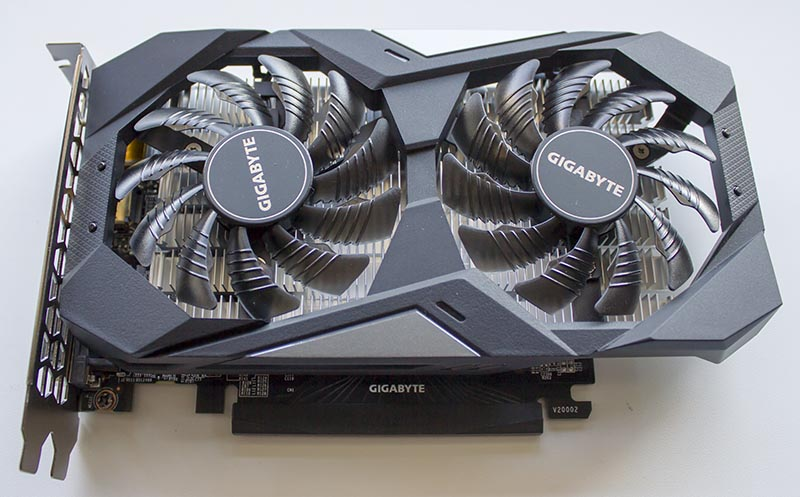 GIGABYTE GeForce GTX 1650 D6 WINDFORCE OC 4G (GV-N1656WF2OC-4GD)