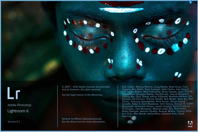 Adobe Photoshop Lightroom 6.5