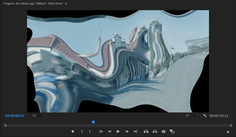 Liquid Transitions for Premiere Pro