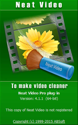 Neat Video Pro for After Effects v4.1.1-AMPED