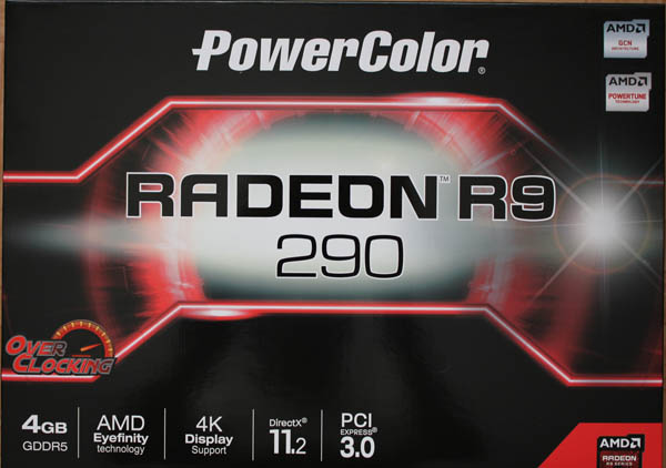 Power Color AXR9 290 4GBD5-MDH/OC