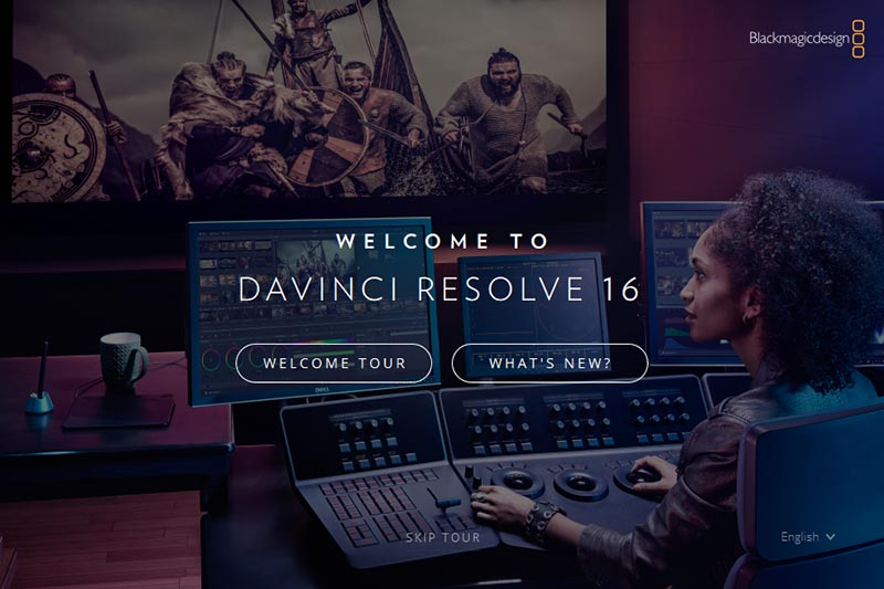 Blackmagic Design DaVinci Resolve Studio 17