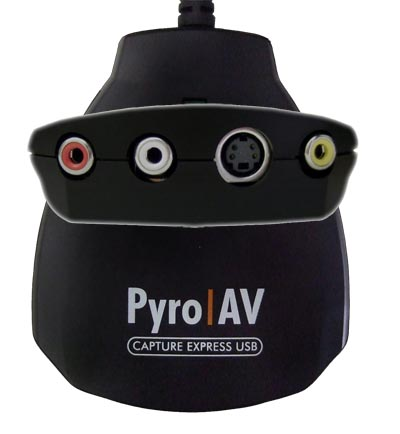 Pyro AV Capture Express USB