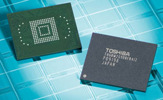 Toshiba 64 GB Embedded NAND Flash