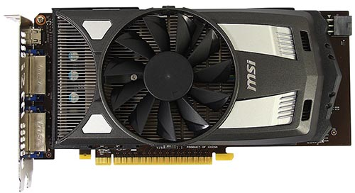 MSI GeForce GTX 650 Power Edition OC