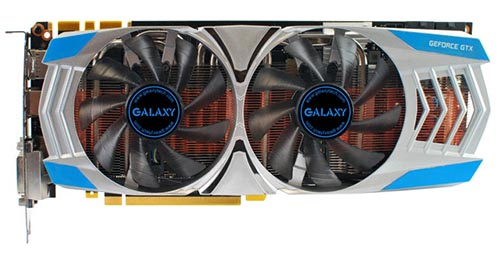 GALAXY GeForce GTX 780 GC Edition