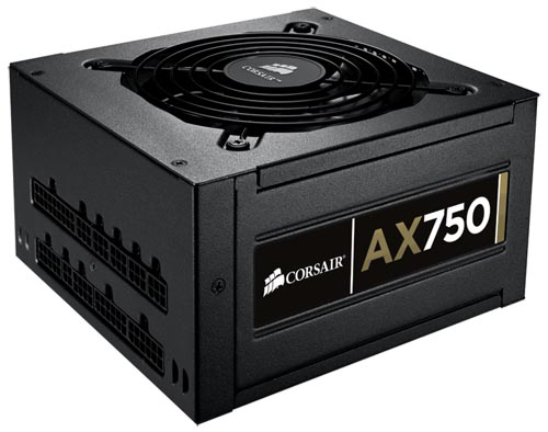 Corsair Professional Series Gold AX750