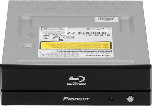 Pioneer BDR-S07XLT