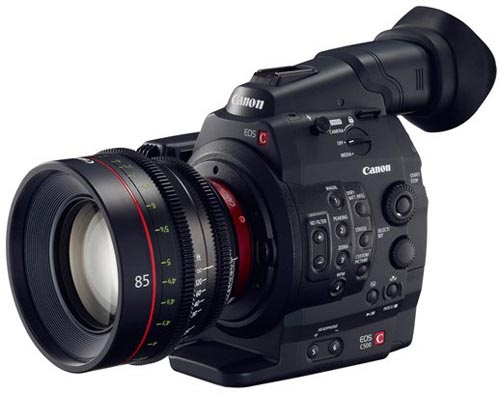 Cinema EOS C500
