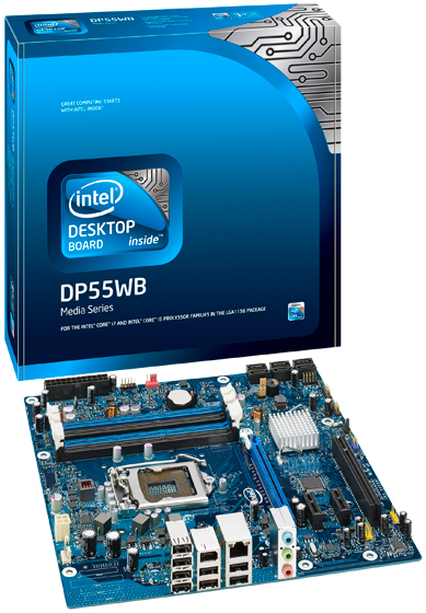 Intel Desktop Board DP55WB