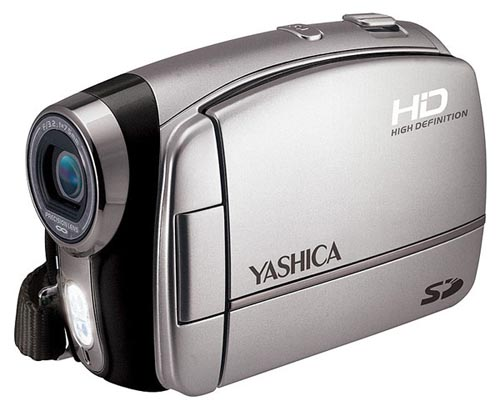 Yashica Crappy HD DVG575