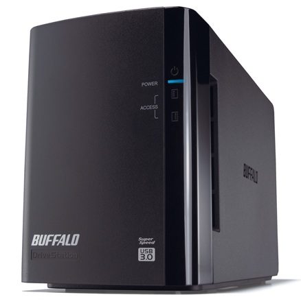 Buffalo DriveStation Quad USB 3.0