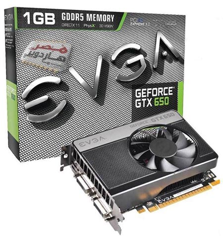 EVGA GeForce GTX 650