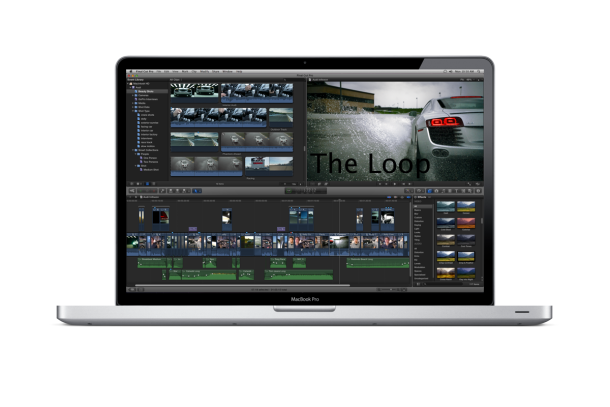 Apple Final Cut Pro X 10.0.1