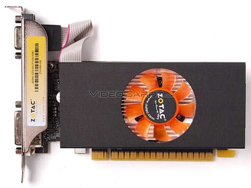 ZOTAC GeForce GTX 650 LP