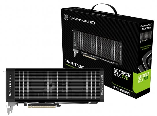 Gainward GeForce GTX 770 Phantom 4GB