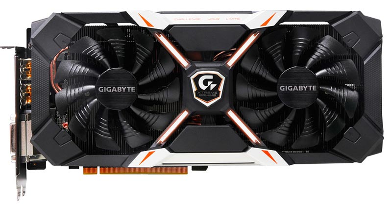 AORUS GeForce GTX 1060 Xtreme Edition 6G 9Gbps