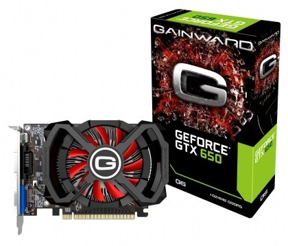 Gainward GeForce GTX 650 2GB