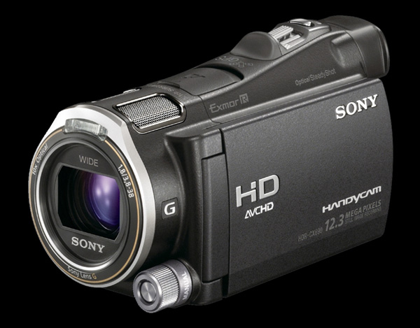 Sony HDR-CX700VE