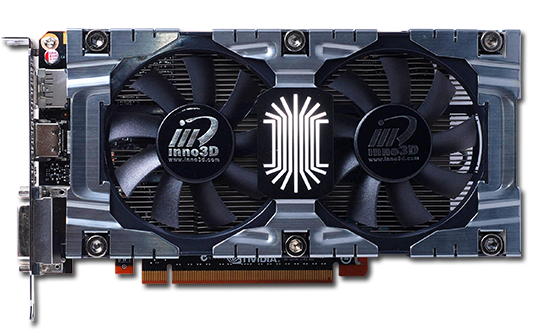 Inno3D GeForce GTX 650 Ti Boost