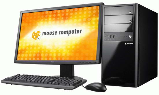Mouse Computer MDV-ADG9150X-WS