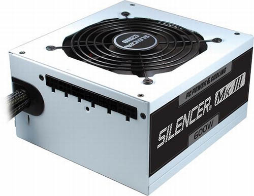 PC Power & Cooling Silencer Mk III Power
