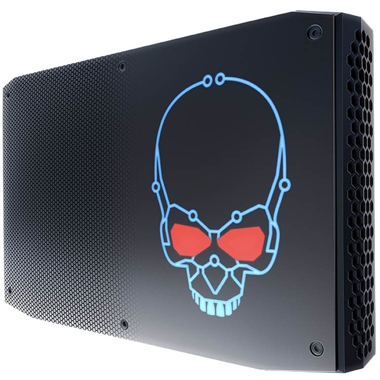 Intel NUC Kit NUC8i7HVK