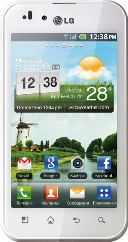 LG Optimus Black (P970)