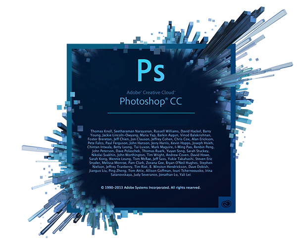 Обновление Adobe Photoshop CC 14.2.1 Update