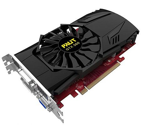 PALIT GeForce GTX 560 2GB