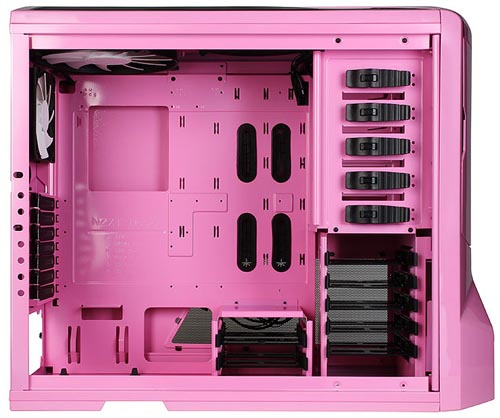 NZXT Phantom Pink Edition