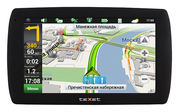 teXet TN-833 RDVR HD