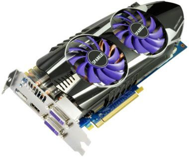 Sparkle GeForce GTX 570 Thermal Guru