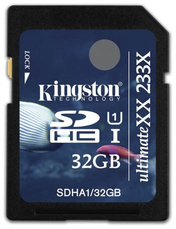 Kingston UltimateXX