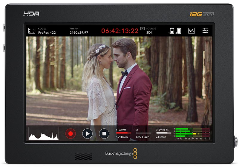 Blackmagic Design Video Assist 12G