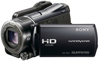 Sony HDR-XR550V и HDR-CX550V