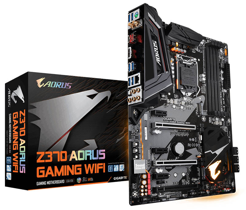 GIGABYTE Z370 AORUS Gaming WIFI (rev. 1.0)