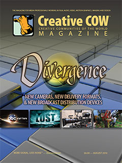 Creative COW Magazine