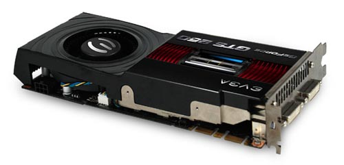 EVGA GeForce GTS 250