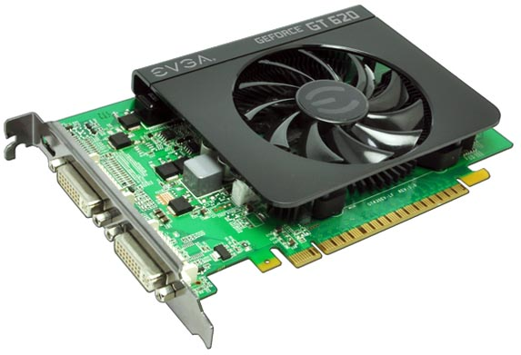 EVGA GeForce GT 620