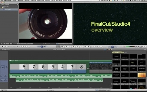 Apple Final Cut Pro 8