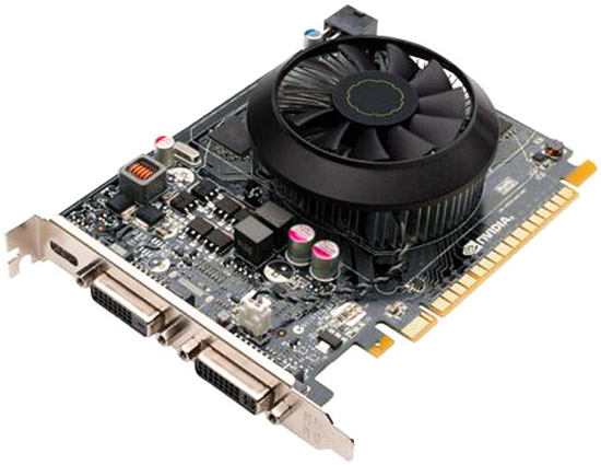 nVidia GeForce GTX 650