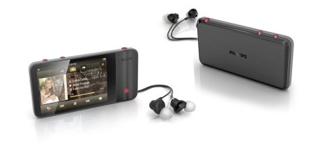 Philips GeGear Muse MP4