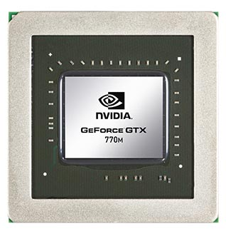 nVidia GeForce GTX 770M