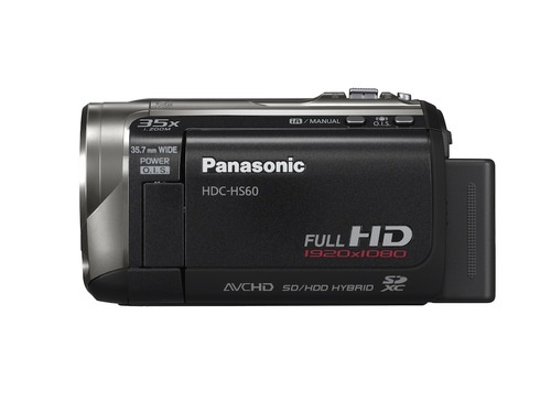Panasonic HDC-SD60, HDC-TM60 и HDC-HS60