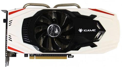 Colorful iGame GTX 650 Ti