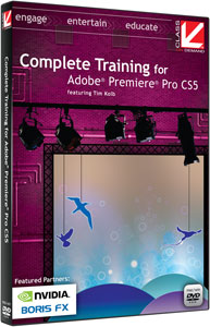 Complete Training for Adobe Premiere Pro CS5
